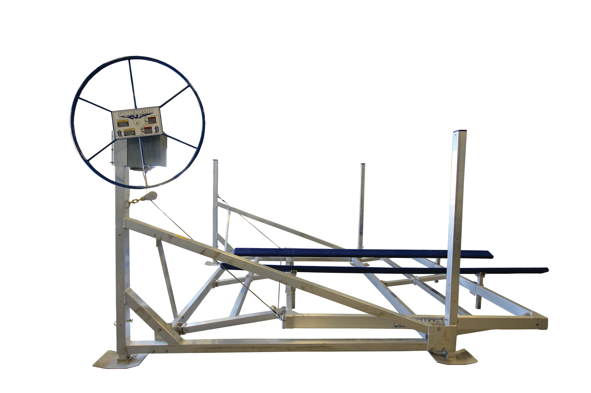 New Shoremaster Universal Boat Lift Wheel Caddy Part 1007018