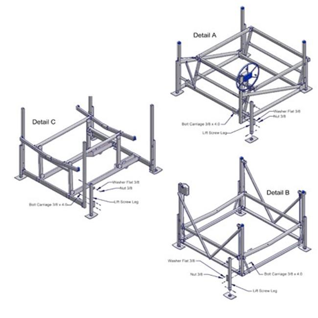 Dock + Hoist Accessories