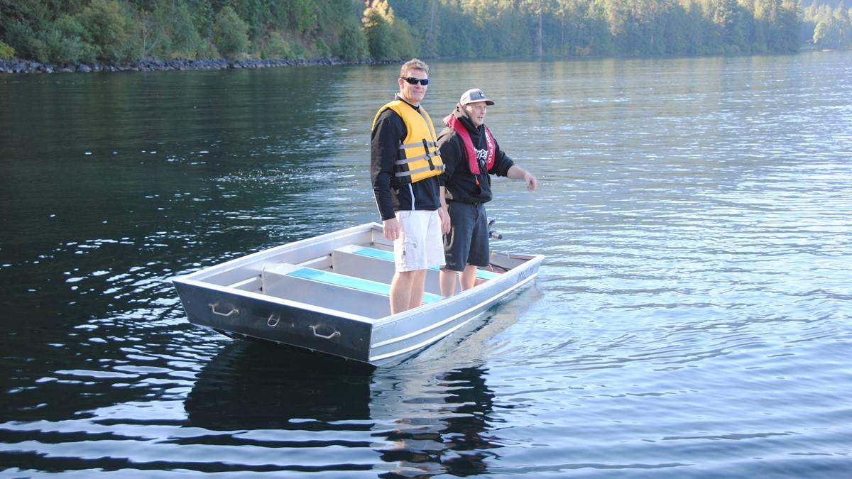 Aluminum Boats For Sale Bc >> Jon Boats