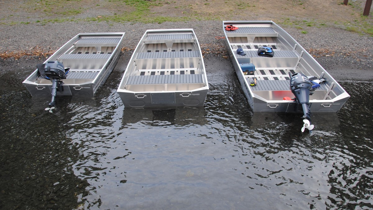 Aluminum Boats For Sale Bc >> Jon Boats