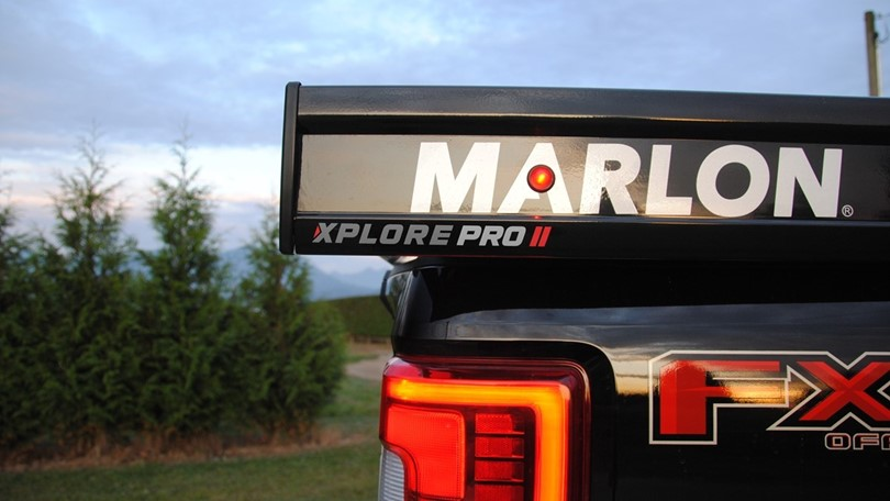 New for 2020 Marlon Xplore PRO II Deck Series